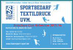 Broschüre Club Kollektion 2015/16