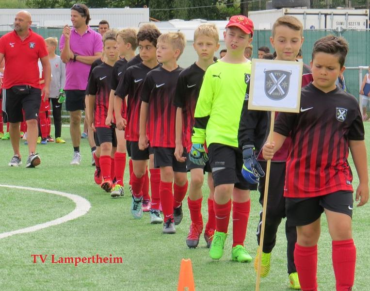 Jfv Binowa 3 Sportliche Tage Sponsorenturnier E Jugend